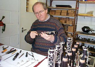 Graham Pinder fitting keys